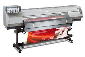 Técnico u Operador de Impresoras de FORMATO ANCHO