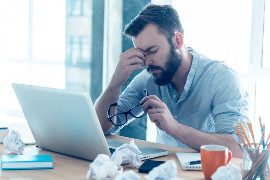 Claves para controlar el estrés laboral