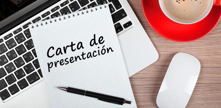 ¿Cómo armar una carta de presentación?