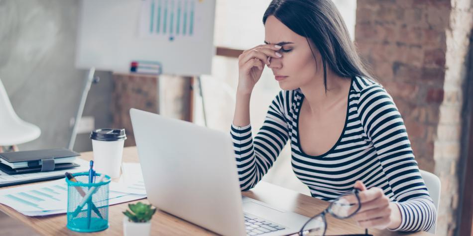 Claves para combatir el bajo rendimiento laboral